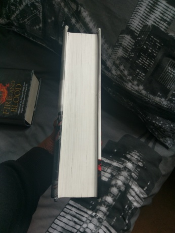 This is 1200 pages. Somehow.